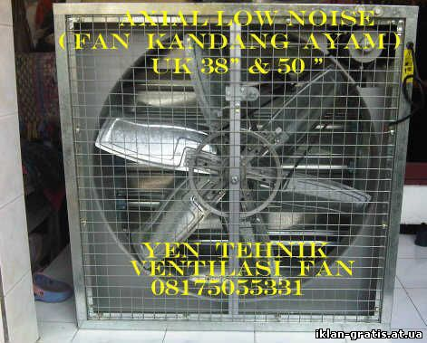 Fan kandang ayam low noise
