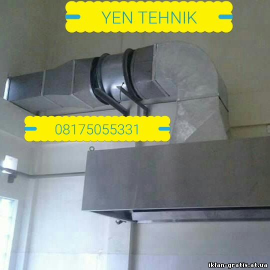 ducting restoran fan