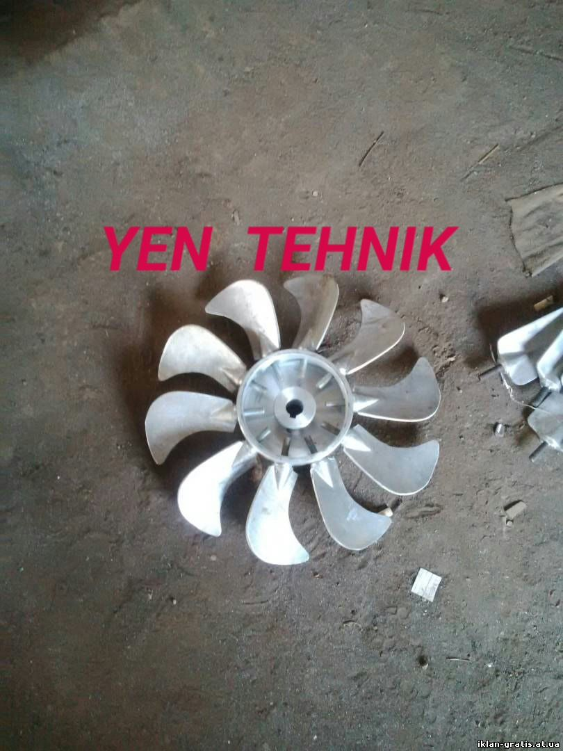 Baling Kipas axial fan