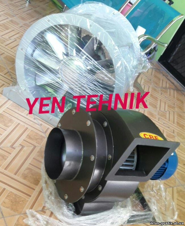 Supplier fan industri