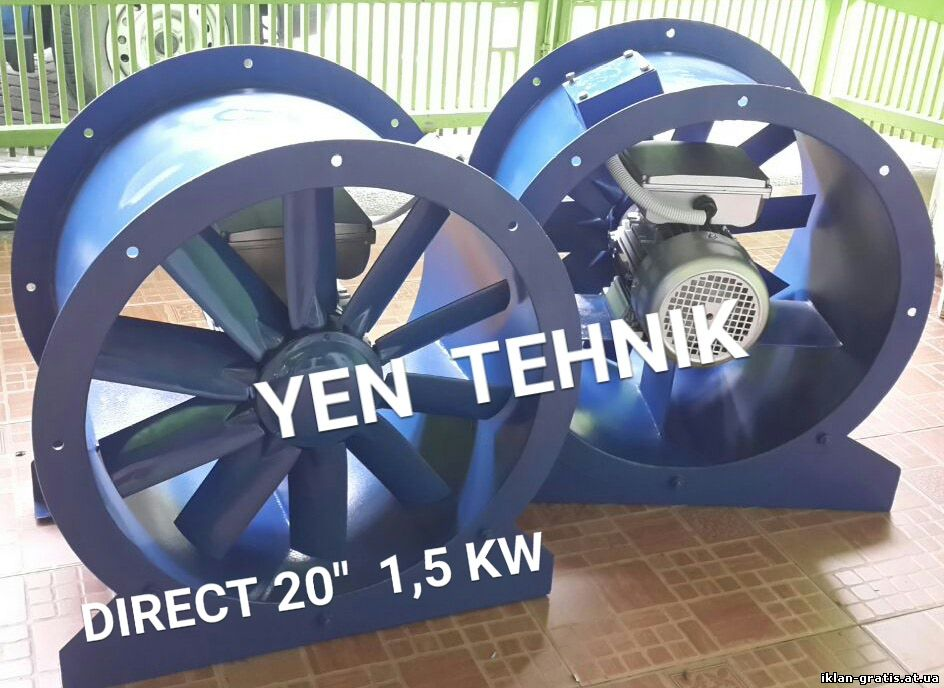 Supplier fan axial direct