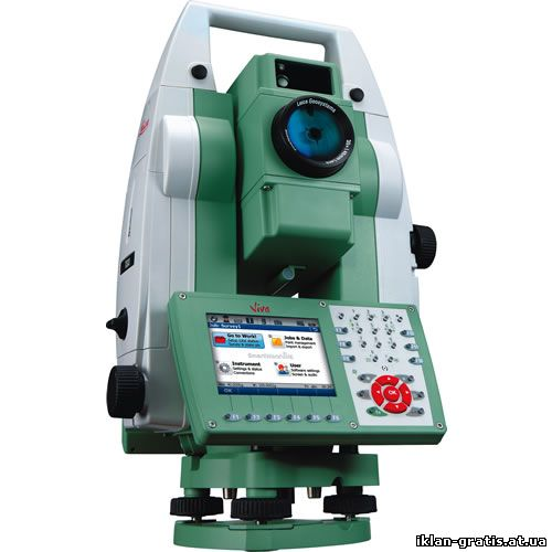 (WA Only 0878~2013~3836) Men~Jual Total Station Leica Viva TS11