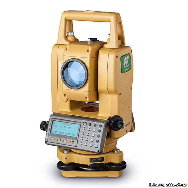 (WA Only 0878~2013~3836) Men~Jual Total Station Topcon GTS 255